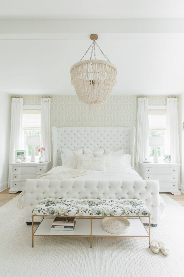White Bedroom Ideas Home Design Lifestyle Jennifer Maune