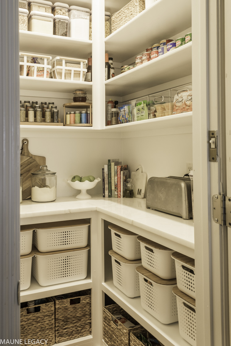 10 genius pantry organization ideas for your kitchen | home design | maune legacy