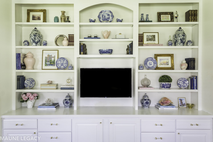 Styling a Built In Bookcase: Decorating Ideas | Home Design ...