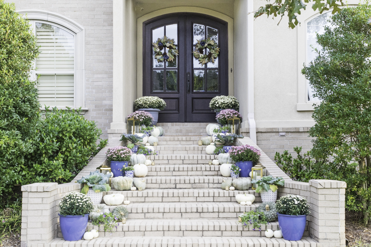 Festive Fall Front Porch Ideas For Your Home Home Design