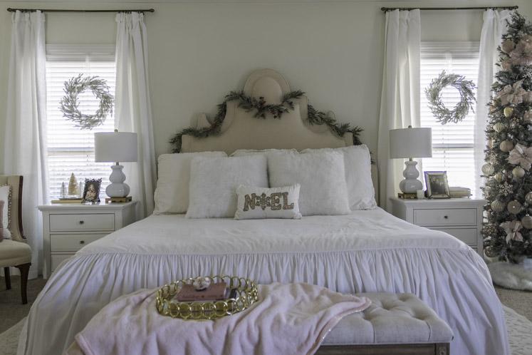 Stunning Christmas Bedroom Decor Ideas Home Design Jennifer Maune