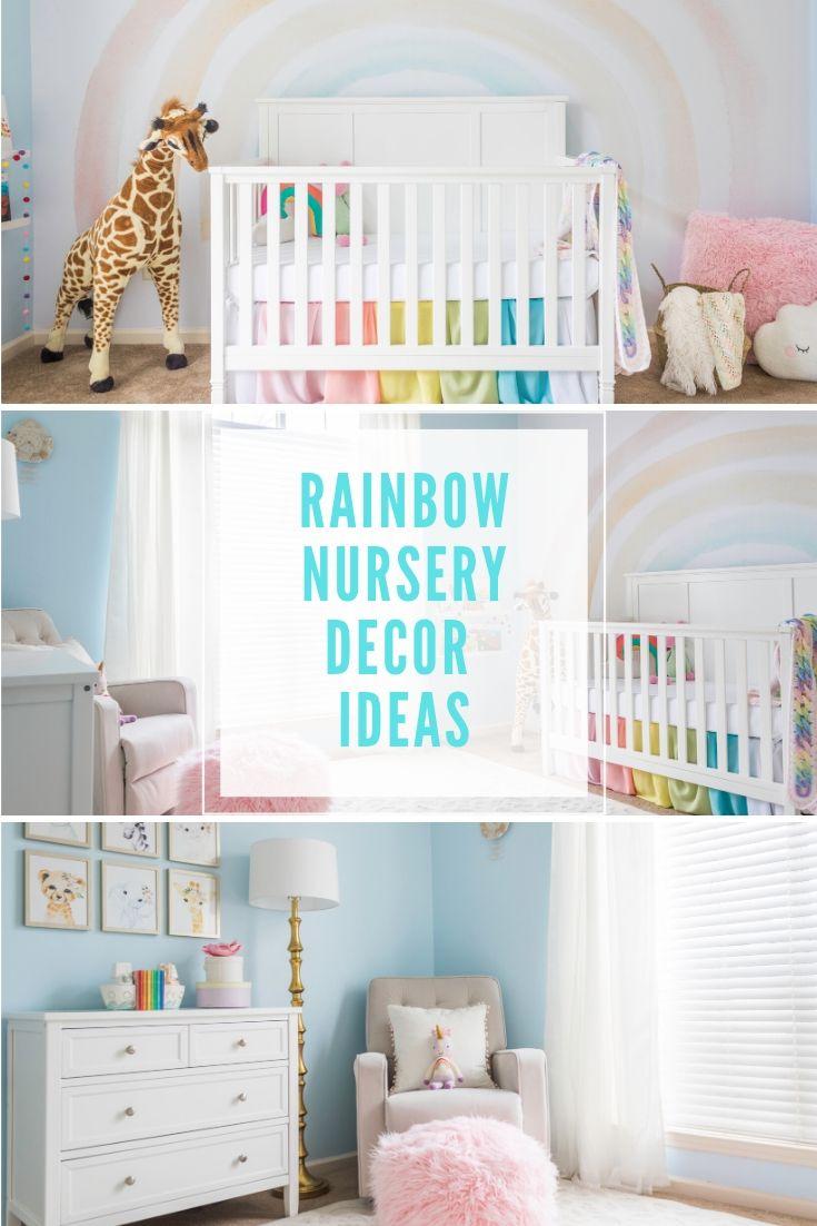 Rainbow Baby Nursery Decor | Home Design & Lifestyle ...