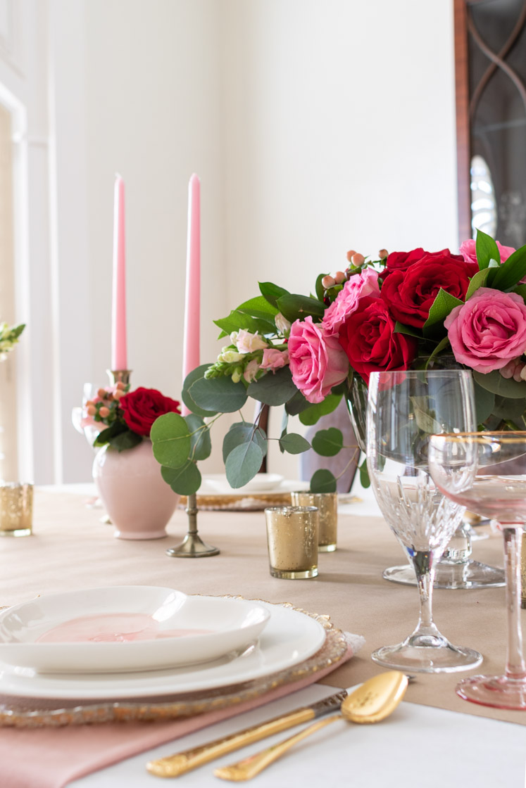 Romantic Valentine Tablescape Ideas Home Design Jennifer Maune