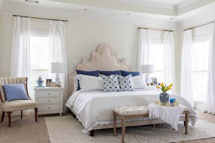 Master Bedroom Home Design Lifestyle Jennifer Maune