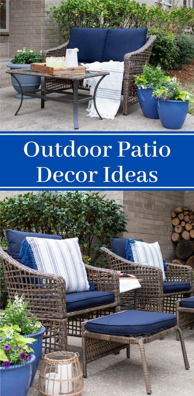 Outdoor Patio Decor Ideas on a Budget | Home Design ...