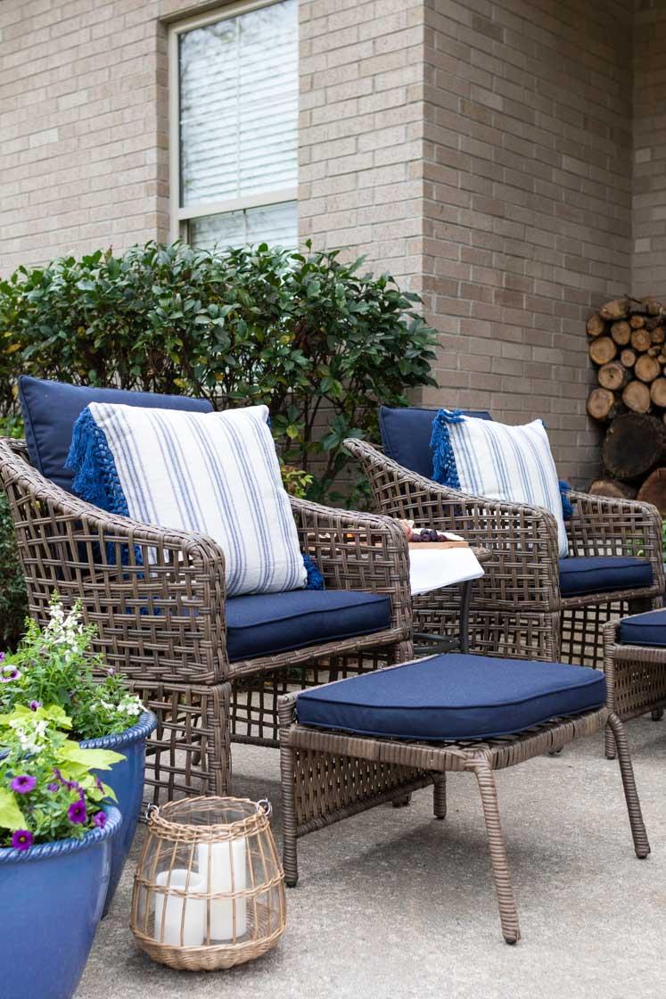 Outdoor Patio Decor Ideas On A Budget Home Design Jennifer Maune