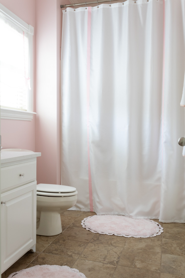 Small Bathroom Remodel Before And After Pink Bathroom Design Ideas