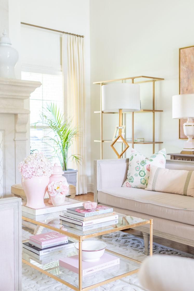 Easy Summer Decor Ideas | Home Design & Lifestyle | Jennifer Maune