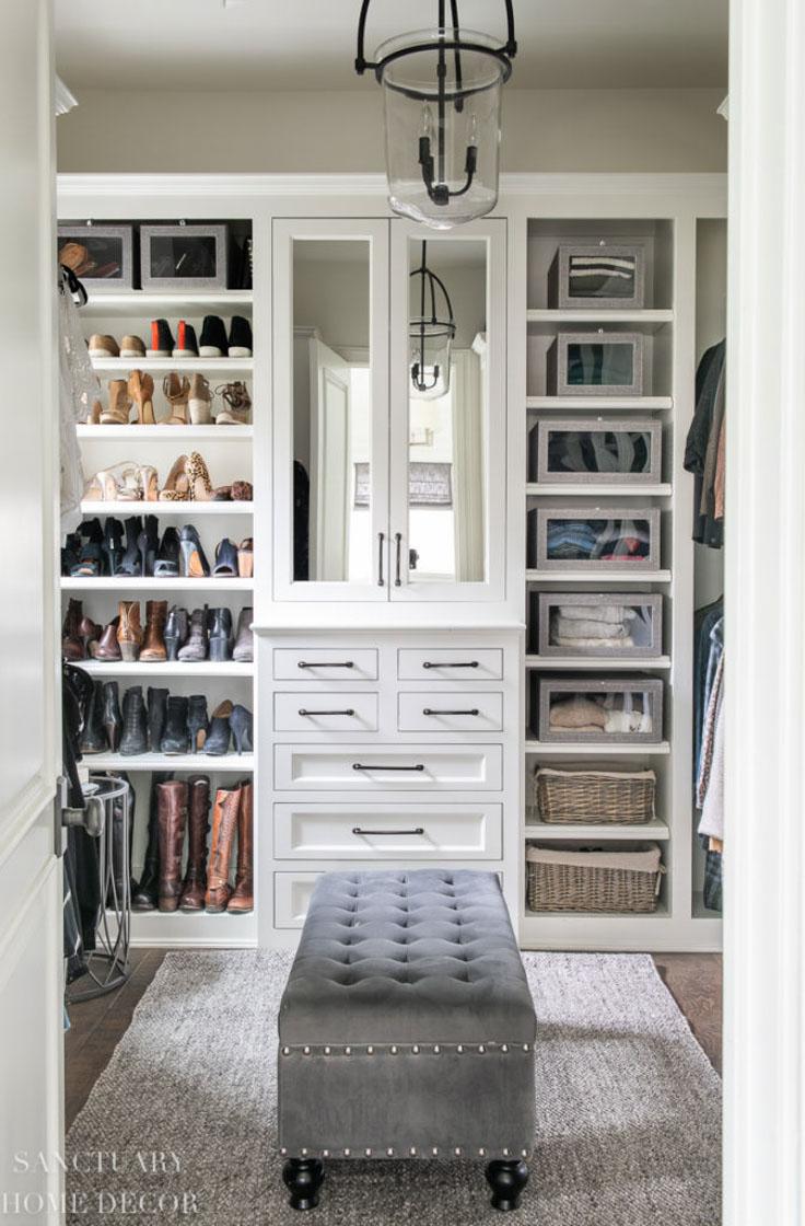 10 Walk In Closet Organization Ideas Home Design Jennifer Maune,House Designs Pictures Gallery