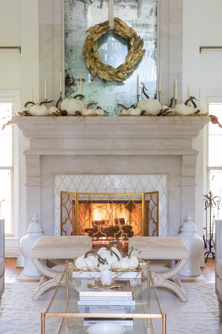 20 Incredible Fall Mantel Decor Ideas Home Design Jennifer Maune