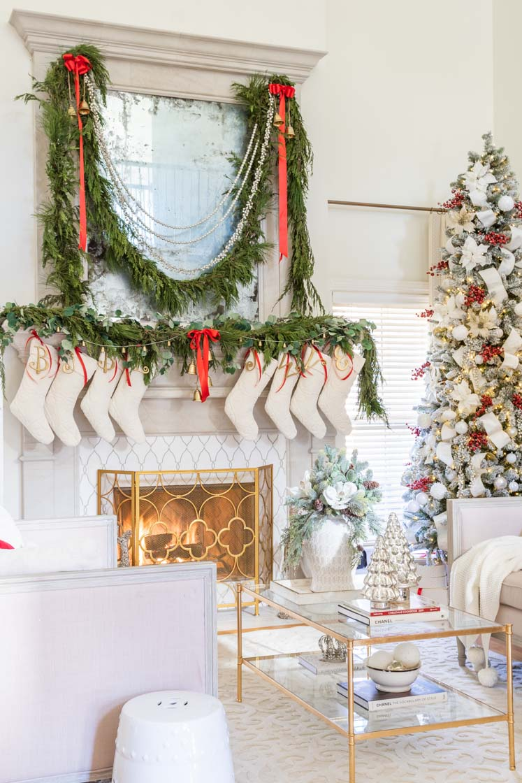 35 Holiday Decorating Ideas And Home Tours Home Design Jennifer Maune